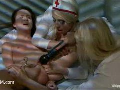 a naughty patient must be punished