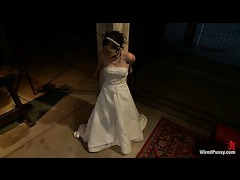 A sexy bride trained to be a proper slut by Lorelei Lee