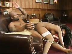 Busty bitch gets her tits clipped before getting spanked and fucked hard