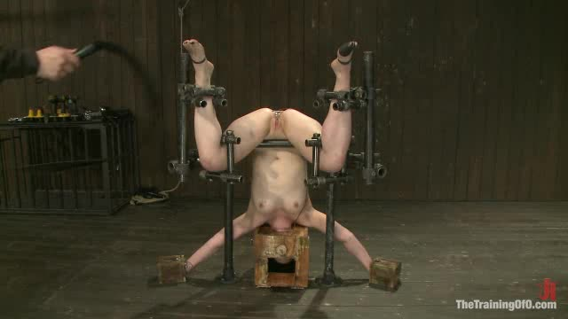 Extreme Bdsm Teen Slave