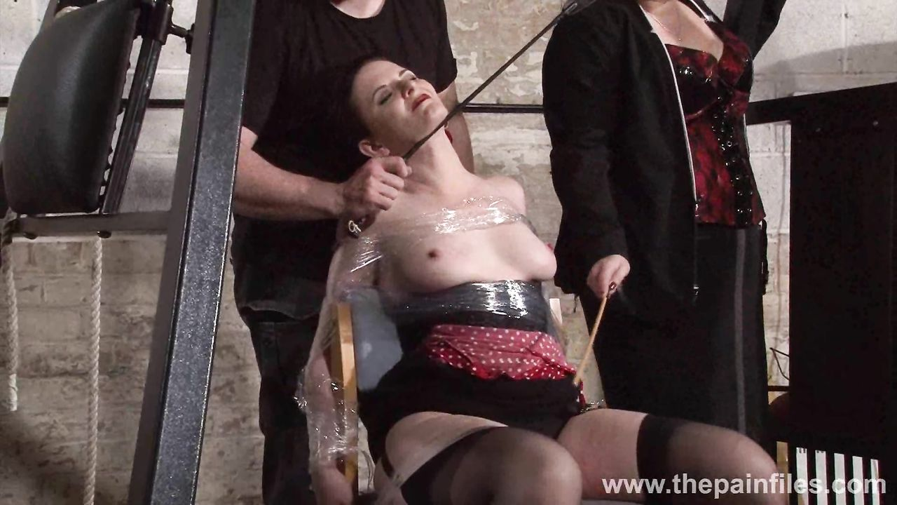 Amateur Sex Slave Training