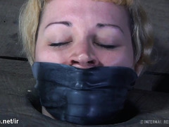 Two beautiful slaves submit to kinky master's lusty demands and punishments