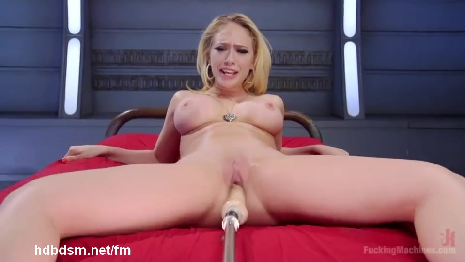 Hot Blonde Big Tits Fuck