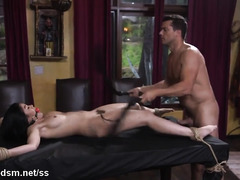 Severe sex play for milf on fire avid for cock and pain