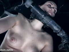 Big ass babe in painful XXX BDSM home play with a horny dominant male