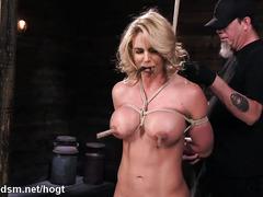 Premium milf in harsh scenes of BDSM porno