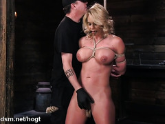 Premium milf in harsh scenes of BDSM porno