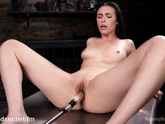 Spicy porn doll reveals her slutty side in a hot solo