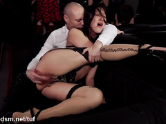 Mind blowing orgy porn with bitches avid for cocks