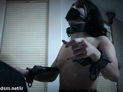 Crazy scenes of male dominance in infernal BDSM scenes