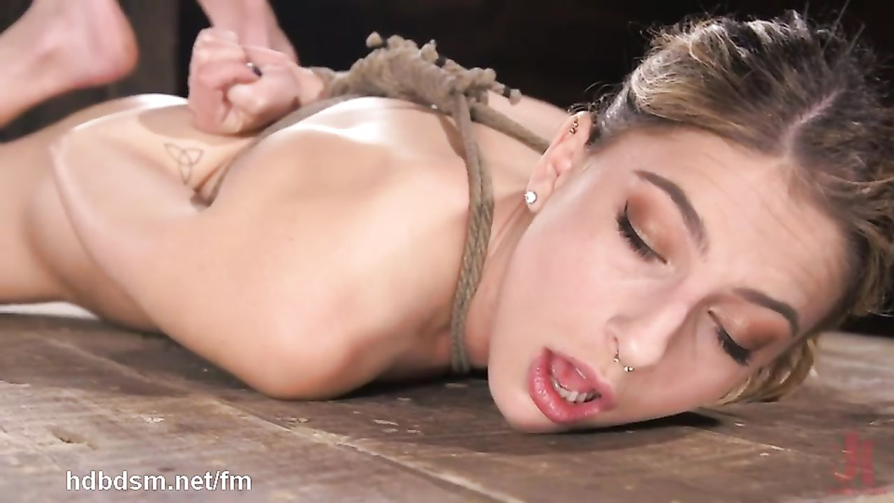 Consider, that Extreme pain bondage sex slave girls excellent, support