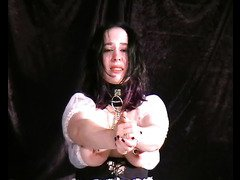 Kinky lazy maids domestic punishment and nipple torments to tears