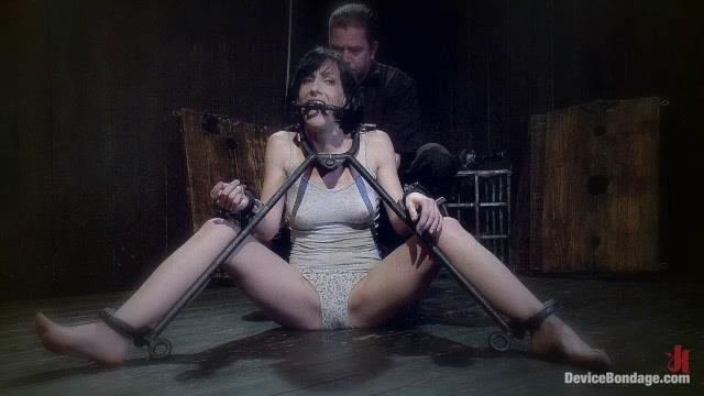 Tit bondage clothespins