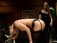 Stressed out Asa Akira gets more than she bargained for with a Dominatrix