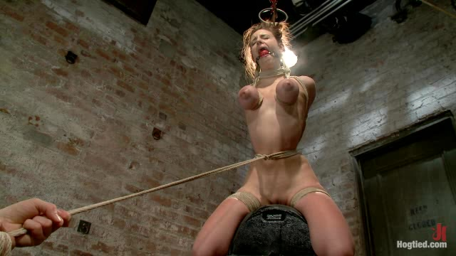 bondage too many orgasms