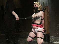 Sofia Lauryn is reduced to moaning and pleading while brutally whipped