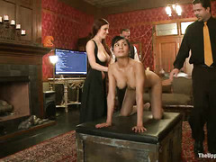 Beretta James offers her body for Iona Grace's first Dom lesson