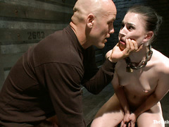 Slave Katharine Cane learns that pleasure only comes with some pain