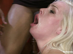Tara Lynn Foxx's sexy fantasy of group sex goes completely wrong