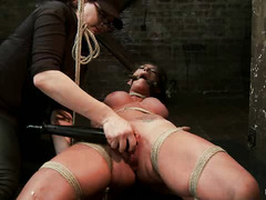 Hogited Felony experiences the dual sensations of pleasure and pain