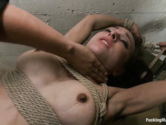 Cytherea's cunt squirts over and over again during machine fuck