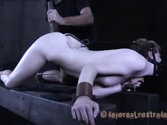 Alani Pi is tricked into becoming a BDSM slave for this dude
