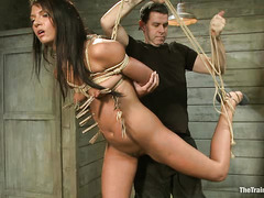 Cassandra Nix experiences her first day as a new submissive