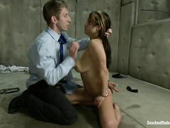 Mia Rider gets fucked hardcore at a sexual testing facility