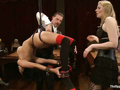 Maestro Stefanos' brunch allows guests to play with his slaves