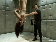Marica Hase has her ass busted by a crooked, horny cop