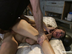 Princess Donna finds herself in the middle of an intense gangbang