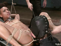 Nikki Darling's intense slave training continues for another day