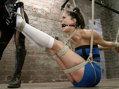 Lyla Storm gets an extra special birthday treat during BDSM session