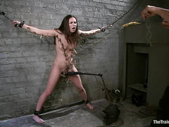 Casey Calvert wants to be a pretty slave, and her Dom will help her