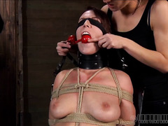 Two chicks find pleasure and excitement in being humiliated and used