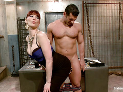Maitresse Madeline is on the hunt for her own personal slave