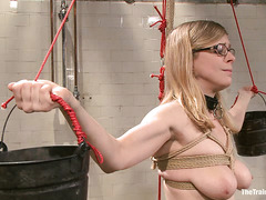 Penny Pax's slave training continues with some hardcore anal