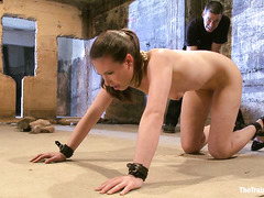 Casey Calvert has her wet cooch and tight ass fucked by black cock