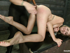 Syren de Mer teaches Lia Lor about the pleasure of anal fucking