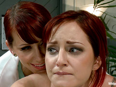 Phoenix Askani is spanked and dominated by Maitresse Madeline