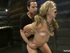 Chastity Lynn is ready to be a beautiful, submissive slave