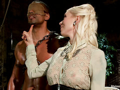 Lorelei Lee's punishments bring super hunk Robert Axel to tears