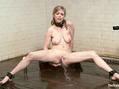 Anal-loving Penny Pax endures her last day of intense slave training