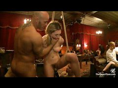 Lily LaBeau is ready to be initiated into the life of a slave girl