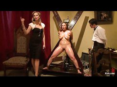 Guests get to have their way with the House's beautiful slaves