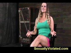 New MILFed Holly Heart throat trained 2