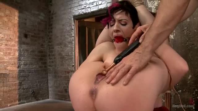 Asian bondage porno
