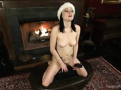 Beauties like Beretta James and Cherry Torn ride the sybian