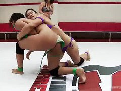Tough beauties are battling out for the ultimate fingering supremacy