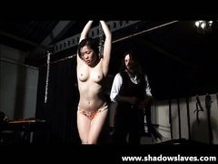 Asian slavegirl BDSM